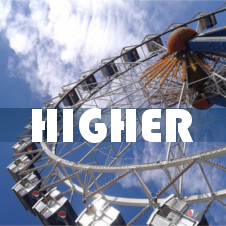 Higher | Pop Music Sync License