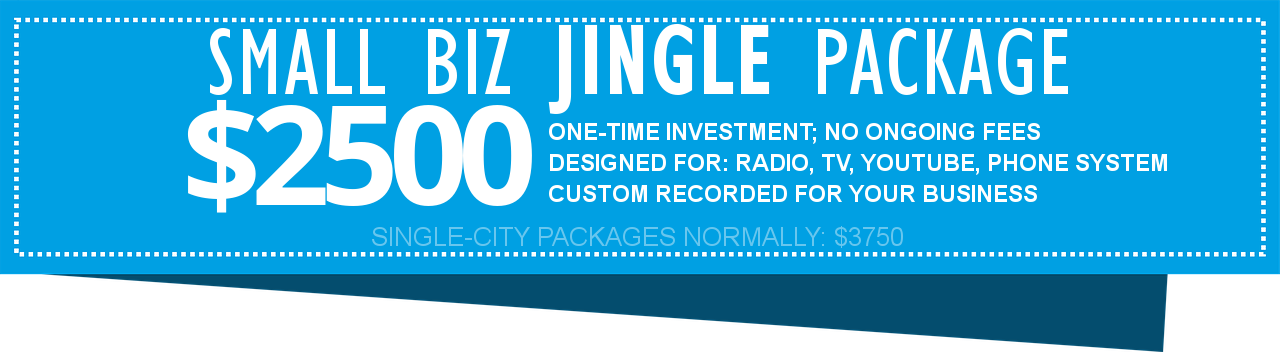 Buying a Radio Jingle | Buy a TV Jingle