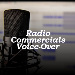 voice over radio announcer